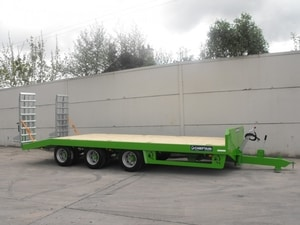 Predator Tri Axle Low Loader Trailer for Sale