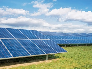 Solar Park Reclamation Contract in Cardiff